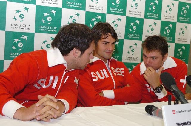 Swiss Davis Cup Team!! DavisCup2007-11