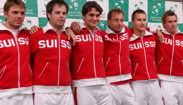 Swiss Davis Cup Team!! DavisCup2007-13