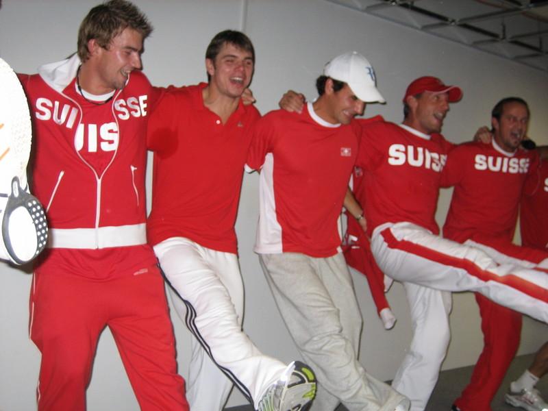 Swiss Davis Cup Team!! DavisCup2007-166