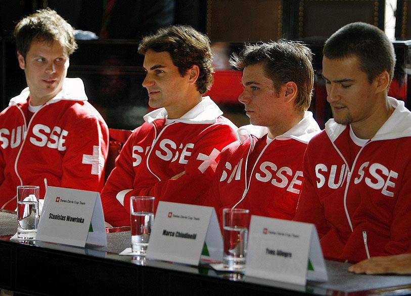 Swiss Davis Cup Team!! DavisCup2007-43