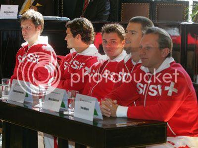 Swiss Davis Cup Team!! DavisCup2007-44