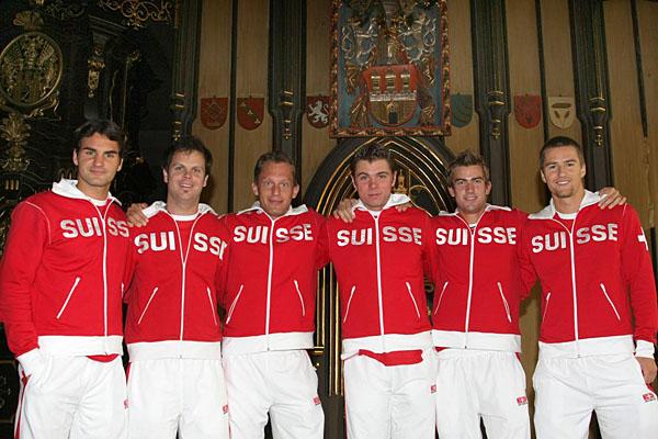 Swiss Davis Cup Team!! DavisCup2007-46