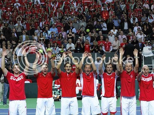 Swiss Davis Cup Team!! DavisCup2008-142