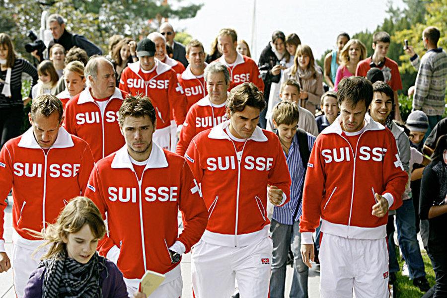 Swiss Davis Cup Team!! DavisCup2008-162