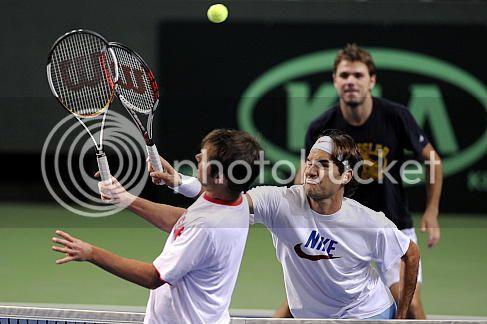 Swiss Davis Cup Team!! DavisCup2008-176