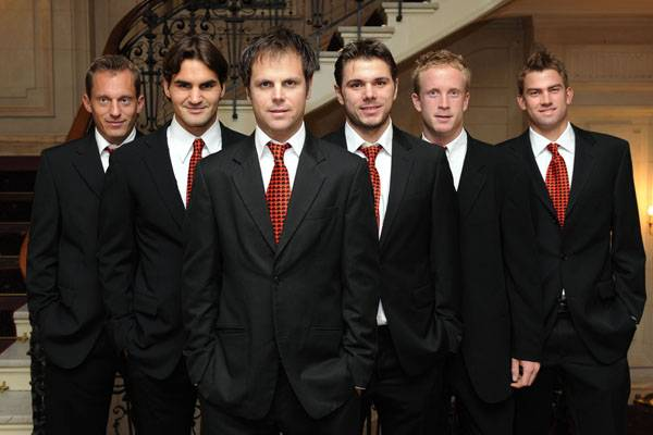 Swiss Davis Cup Team!! DavisCup2008-65