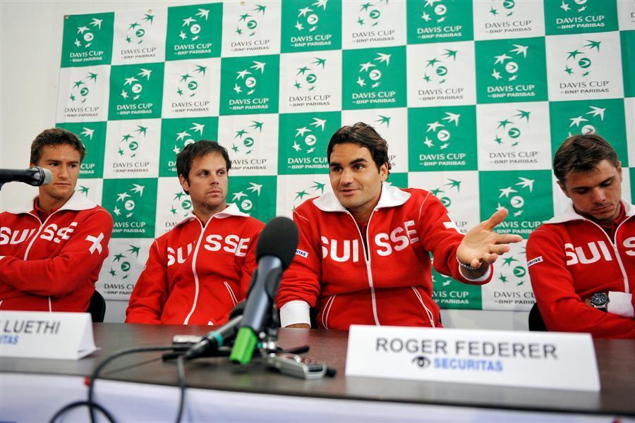 Swiss Davis Cup Team!! DavisCup2009-115