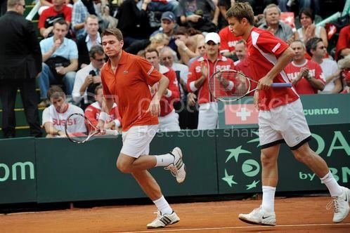 Swiss Davis Cup Team!! DavisCup2009-142