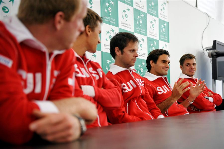 Swiss Davis Cup Team!! DavisCup2009-95
