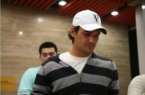 Roger Federer y los JJOO Olympics2008-428