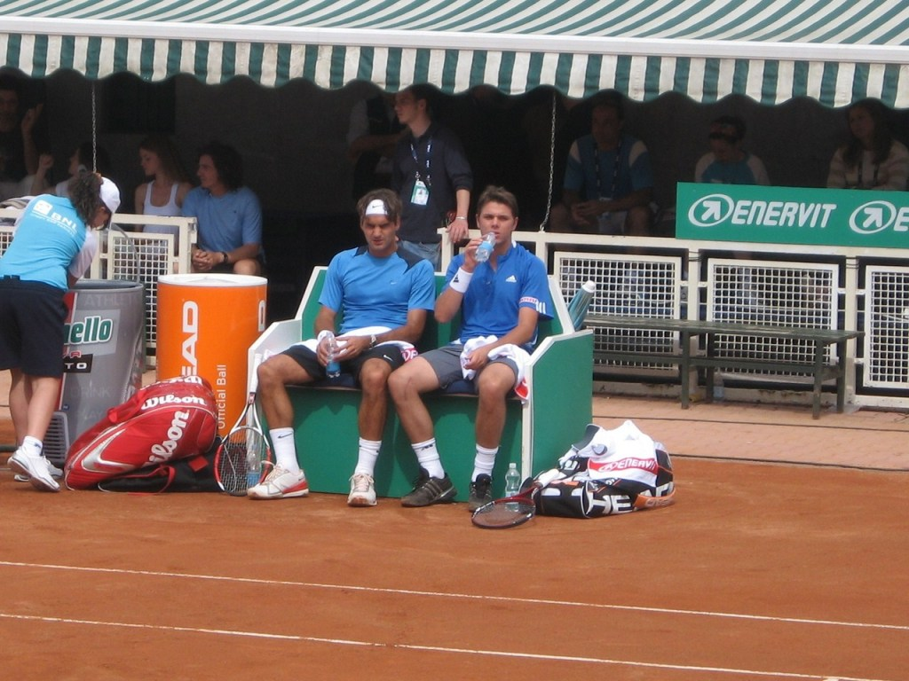 Stanislas Wawrinka y Roger Federer - Página 4 Rome2007-36