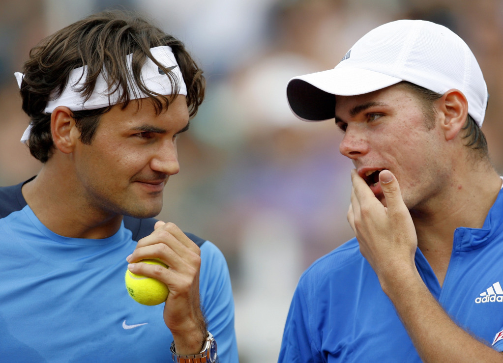 Stanislas Wawrinka y Roger Federer - Página 4 Rome2007-39