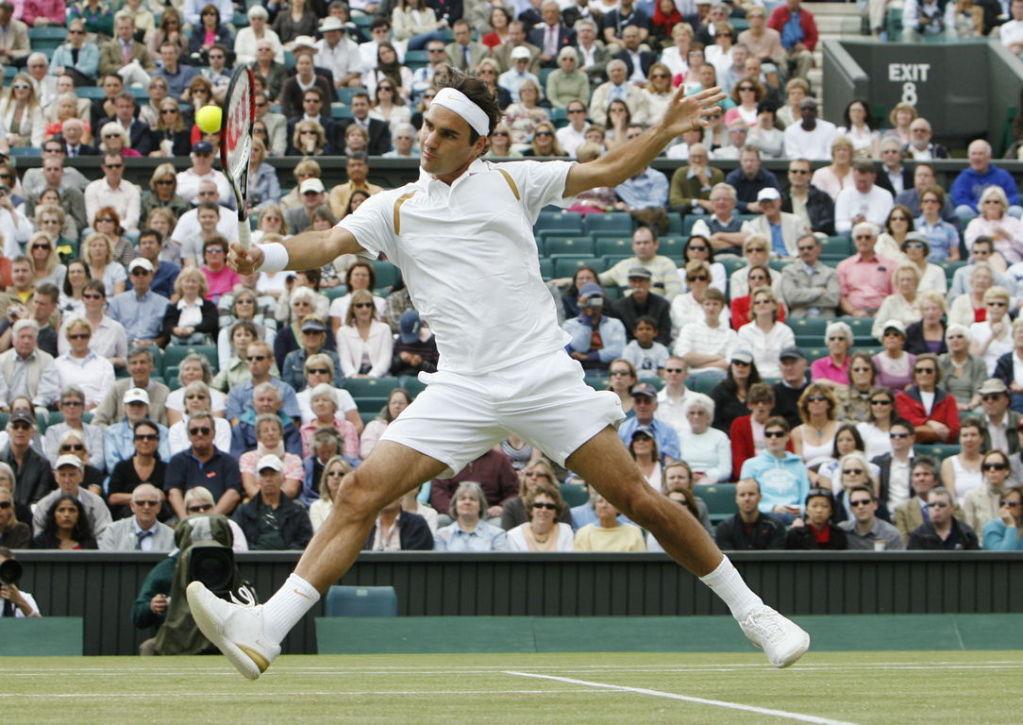 El paquete de Roger Wimbledon2007-646