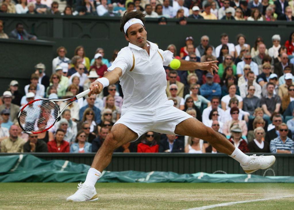 El paquete de Roger Wimbledon2007-656