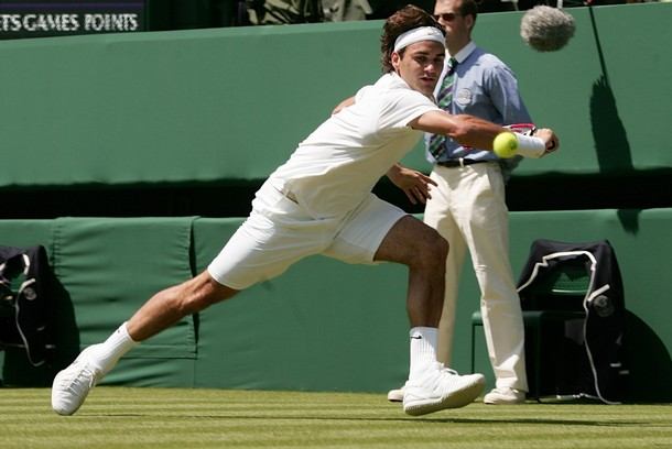 El paquete de Roger Wimbledon2008-192