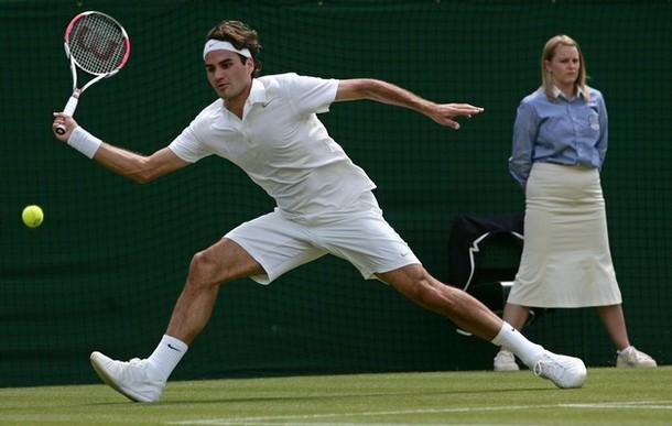 El paquete de Roger Wimbledon2008-451