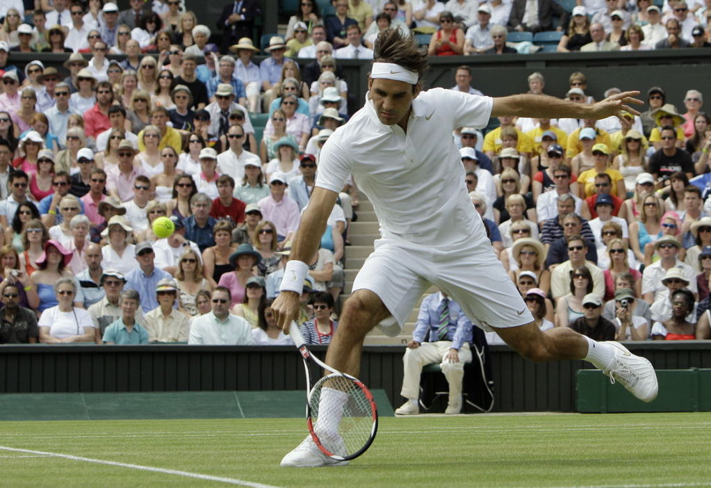 El paquete de Roger Wimbledon2008-545