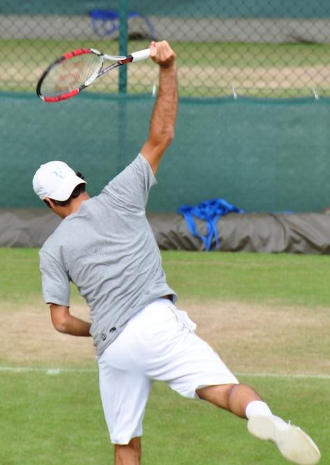 El trasero de Roger. - Página 10 Wimbledon2009-500