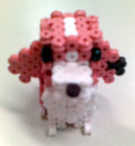 Detalles Perro 3d Perro2