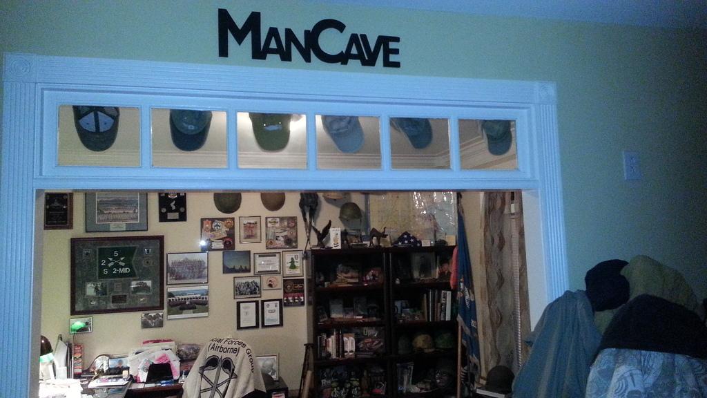 """""""Man Cave"""" Pt 3 20150309_233417_1"""