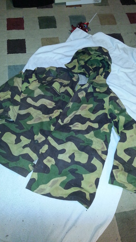 Captured ISIS Field kit and Jacket 20160422_220744