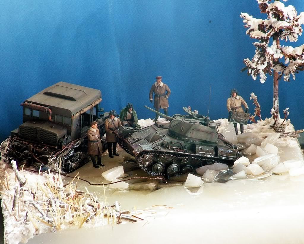 desert rats  et autres dioramas ! 8