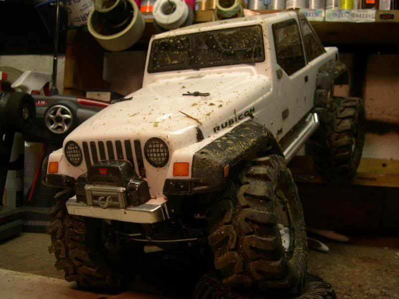 First 2.2 Rubicon Build Picture349
