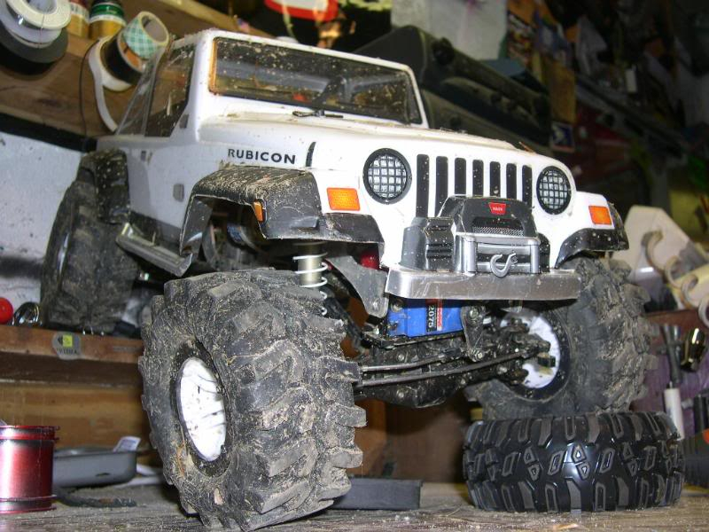 First 2.2 Rubicon Build Picture351