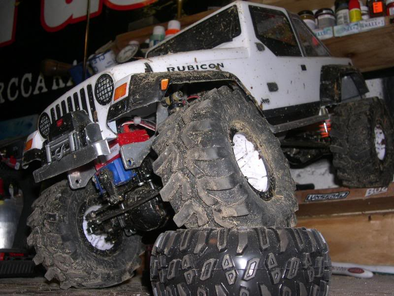 First 2.2 Rubicon Build Picture352