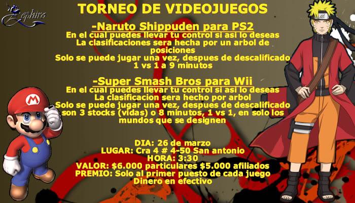 Torneo de videojuegos Torneo-1