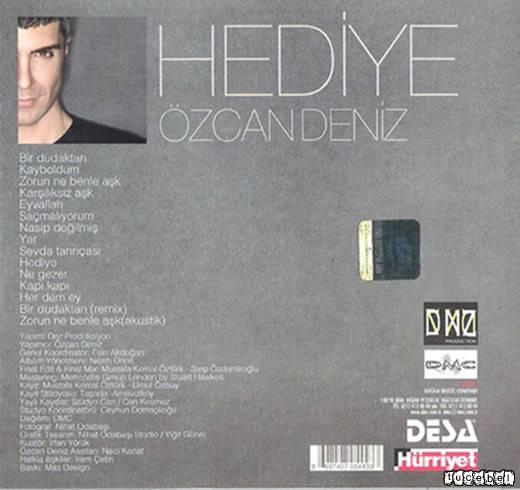 ÖZCAN DENIZ HEDYE3-1