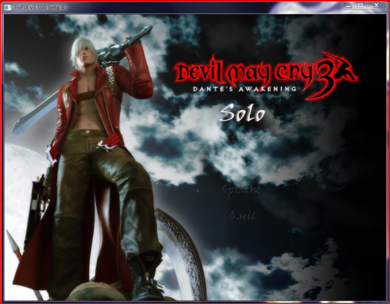 Thème Devil May Cry 1