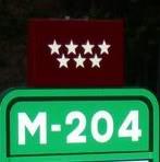 Reapertura al tráfico de la M-204 M-_204