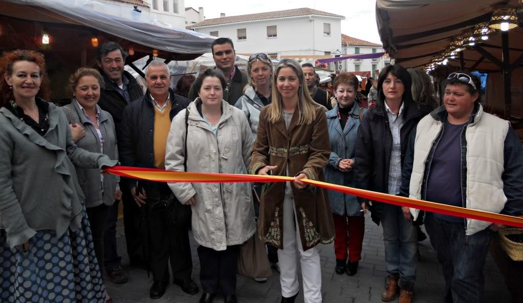 Carabaña: Cronica Primer Mercado Medieval DSCN8395
