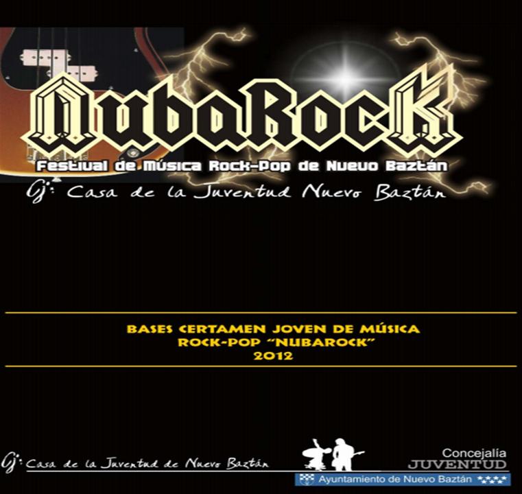 Nuevo Baztán: Bases NubaRock 2012 Nubarock