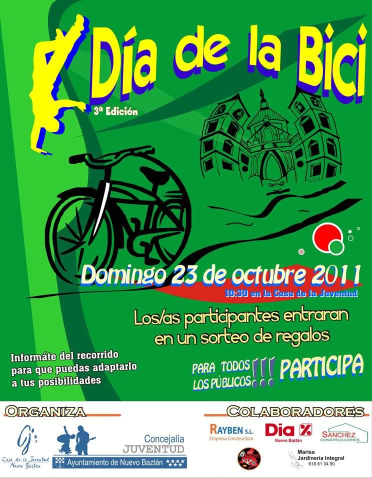 Nuevo Baztán: Día de la Bici 2011 Cartel_dia_de_la_bici2011