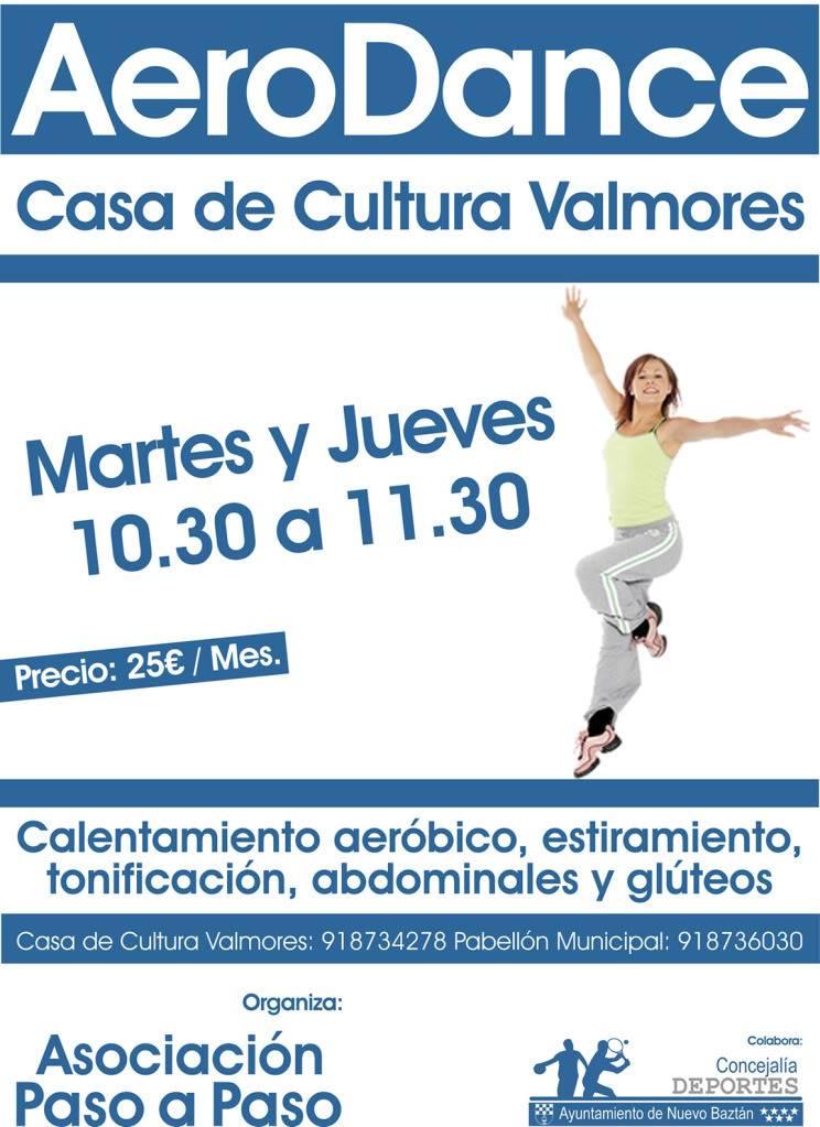 Nuevo Baztán: Más actividades 2011/2012 Clases_aerodance_2011
