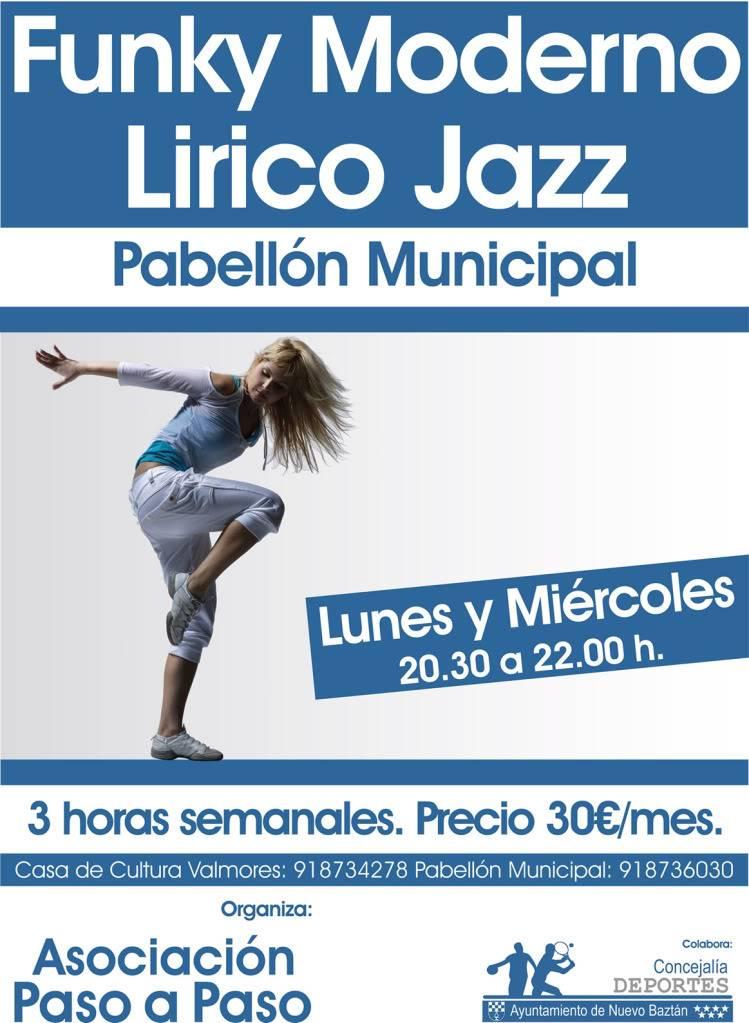 Nuevo Baztán: Más actividades 2011/2012 Clases_funky_jazz_2011