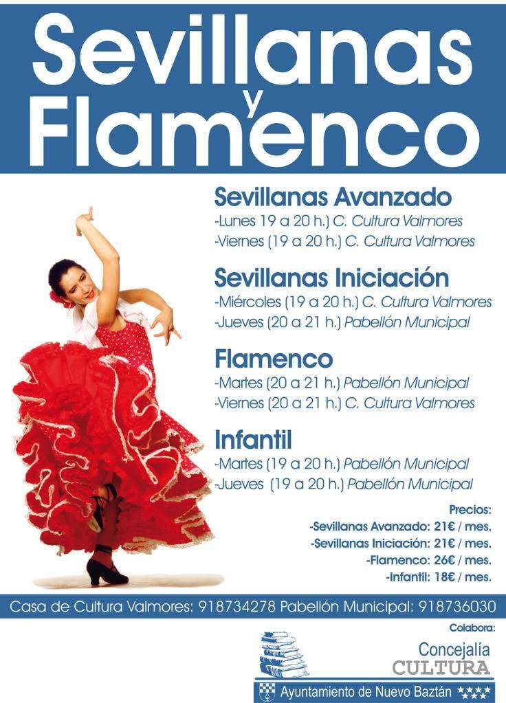 Nuevo Baztán: Más actividades 2011/2012 Clases_sevillanas_2011