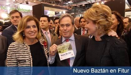 Nuevo Baztán: El municipio en FITUR Nuevo-baztan-fitur-2011