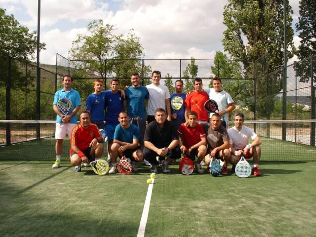 Imágenes I Copa de Padel Trofeo Santos Niños-San Isidro (TIELMES) Imagen26