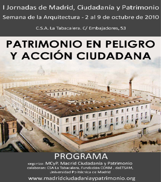 Perales de Tajuña: Conferencia sobre la recuperación de la Iglesia JORNADAIGLESIA