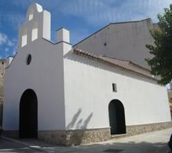 Perales de Tajuña: Inauguración de la Ermita de San Sebastián PUERTASABIERTAS-1
