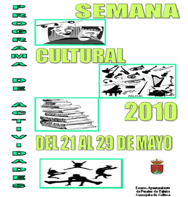 Perales de Tajuña: Programa Semana Cultural 2010 SemanaCultural
