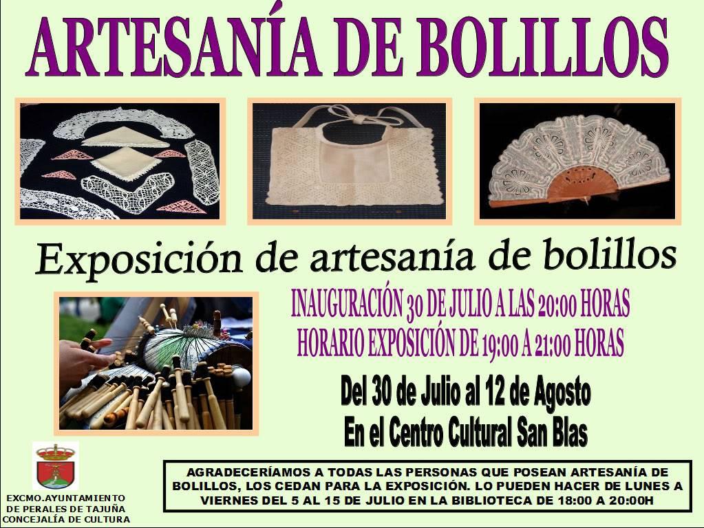 """Perales de Tajuña: Exposiciones """"Regalos hechos con el corazón"""" y """"Artesanía de bolillos"""" Artesania-bolillos"""