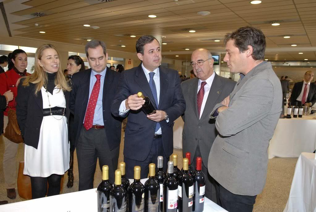 Alta calidad de la vendimia de este año en el Salón del Vino Vinosdemadrid02