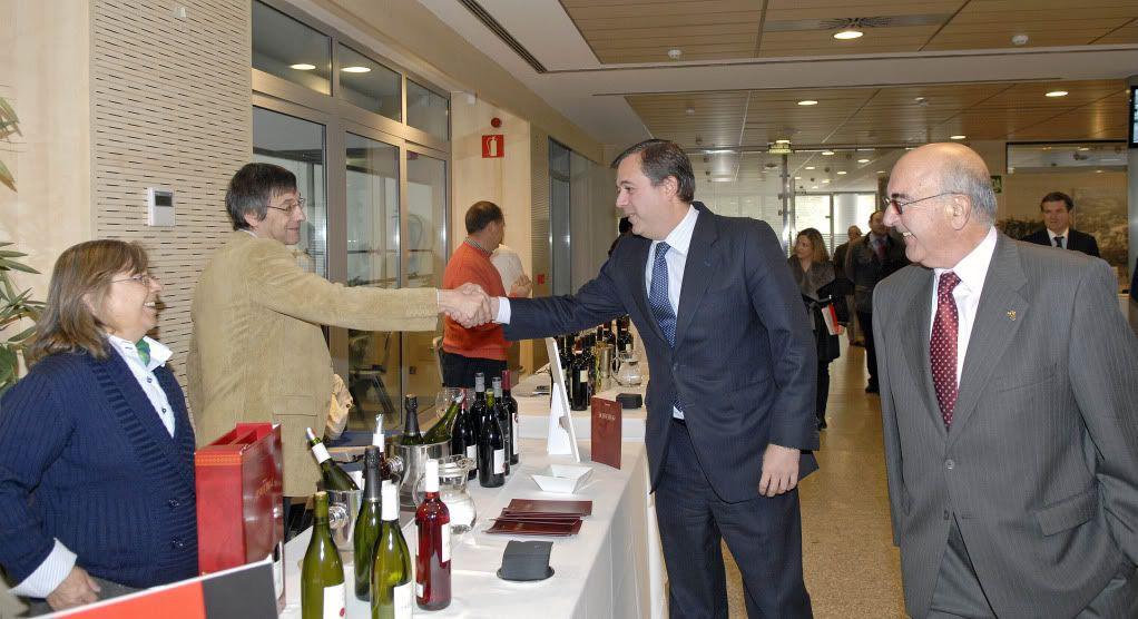 Alta calidad de la vendimia de este año en el Salón del Vino Vinosdemadrid04