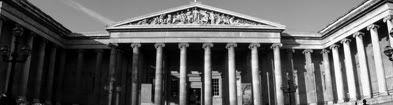 """Ruinas del """" Museo Británico"""""""