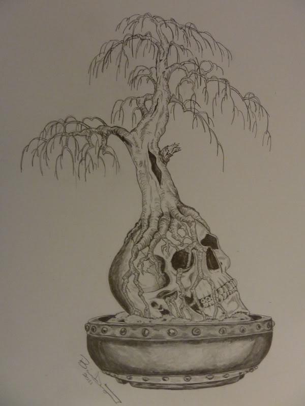 Bonsai Drawings / renderings P1000463