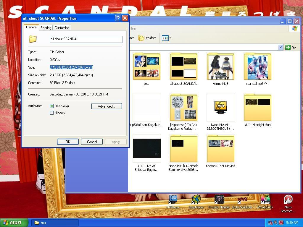 SCANDAL invading your hard disk =) Desktop-1